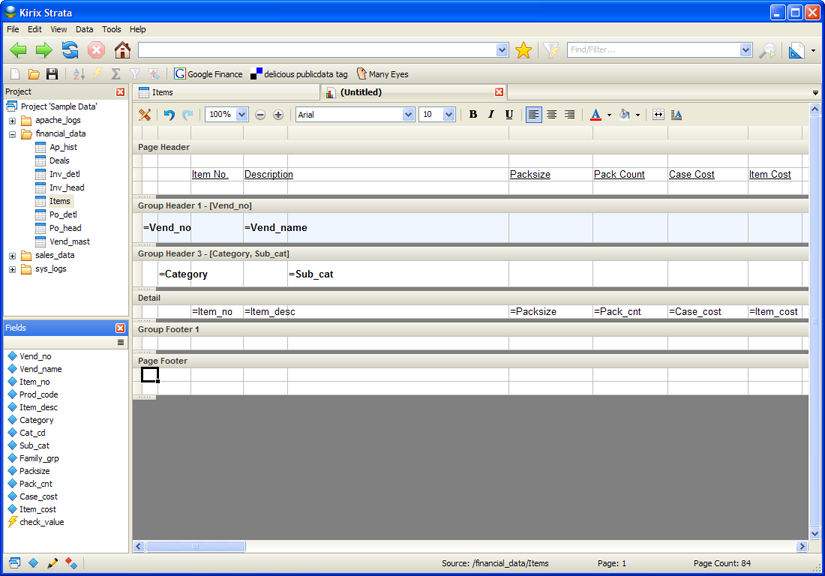 report template report layout - Sql Report Writing